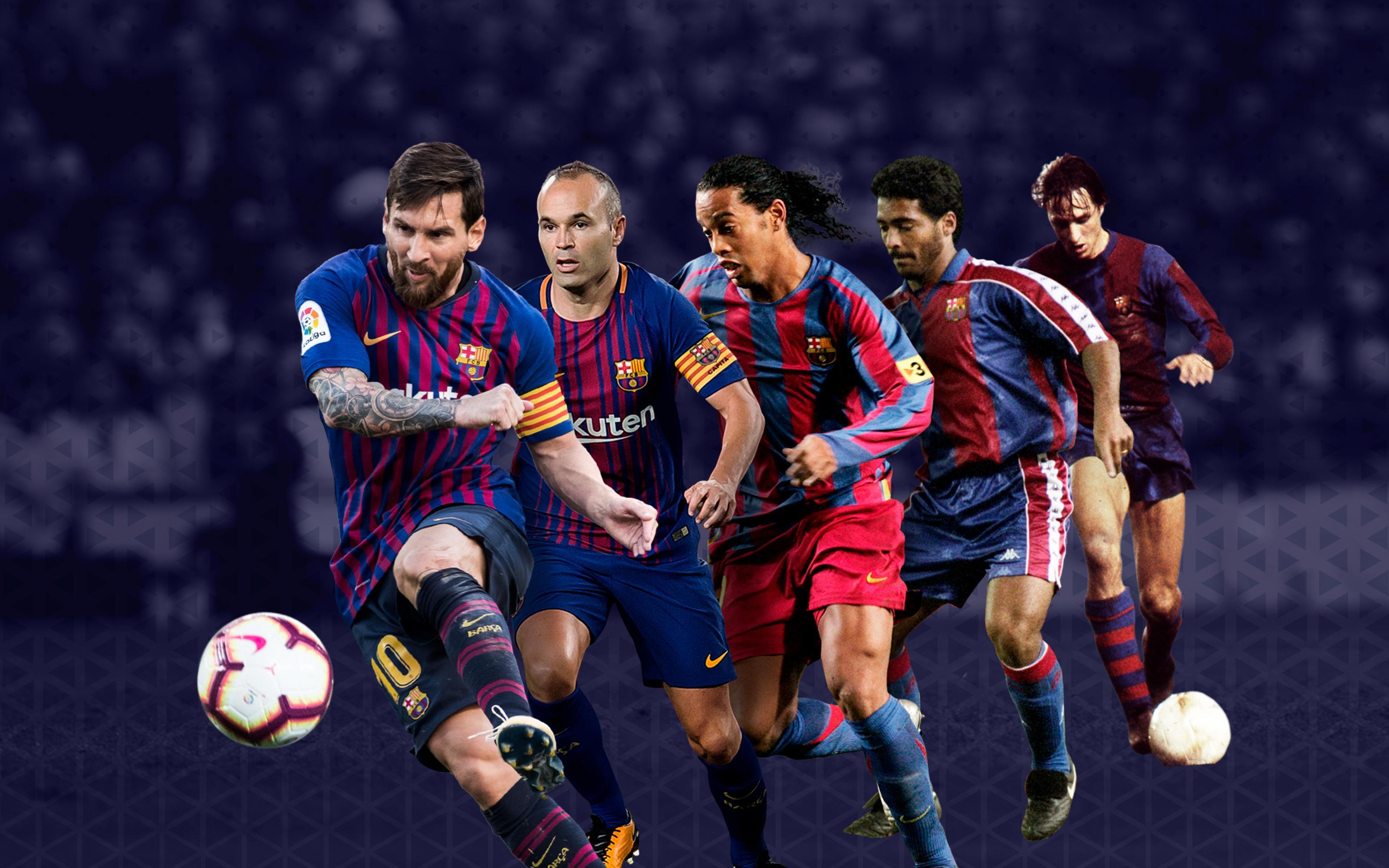 Barcelona Fc: Choose The Best Goal In Barça History