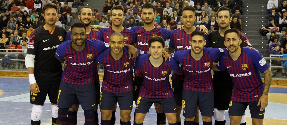 Osasuna Magna - Barça Lassa (4-6): Triomf de mèrit