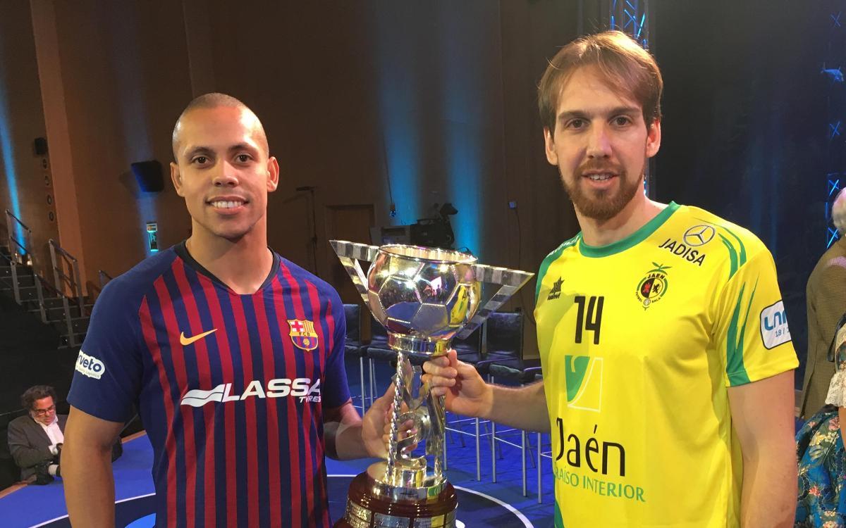 El Jaén, rival del Barça en los cuartos de final de la Copa de España