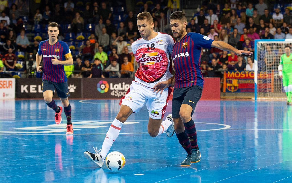 ElPozo, rival en los cuartos de final de la Copa del Rey