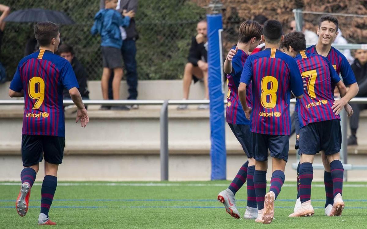 TOP-5: Els millors gols del planter blaugrana