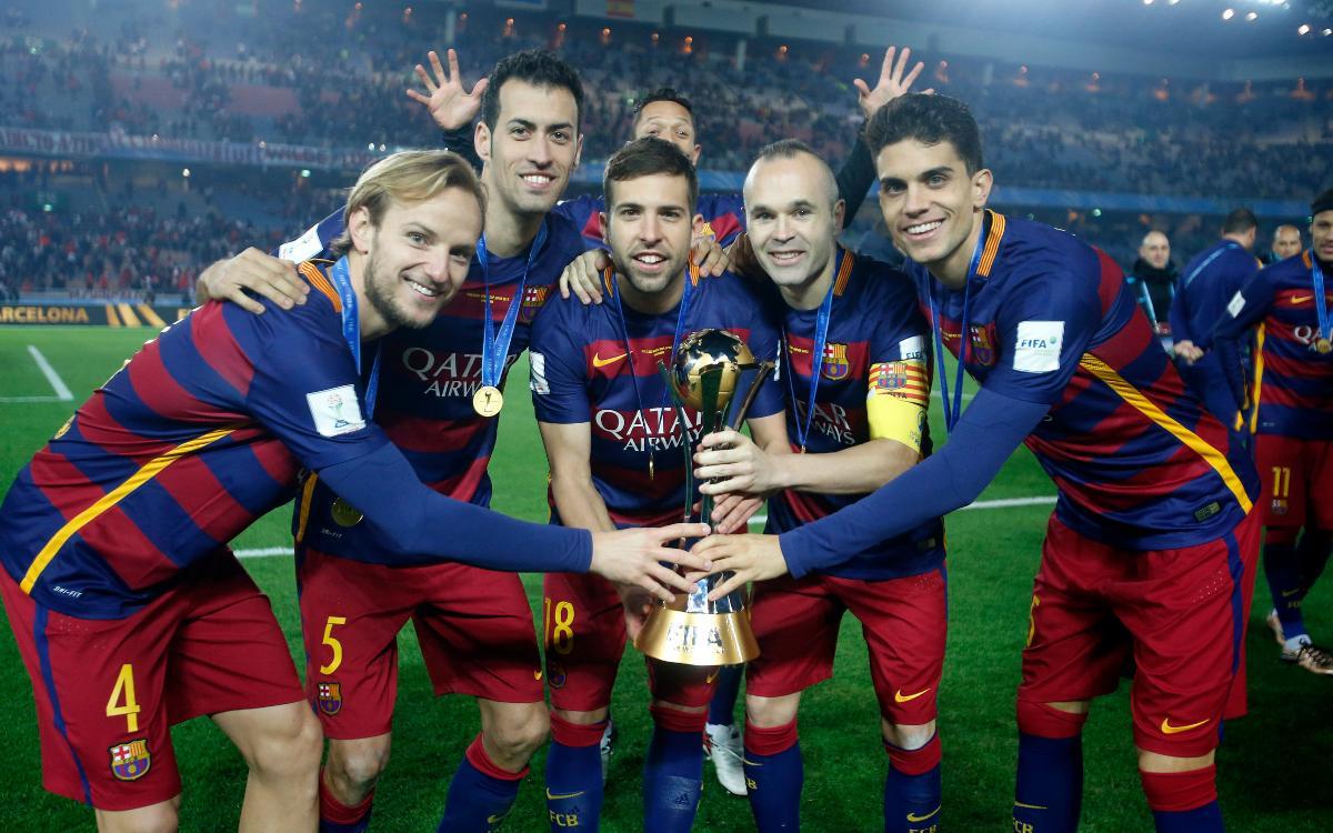 三度目のクラブワールドカップ制覇