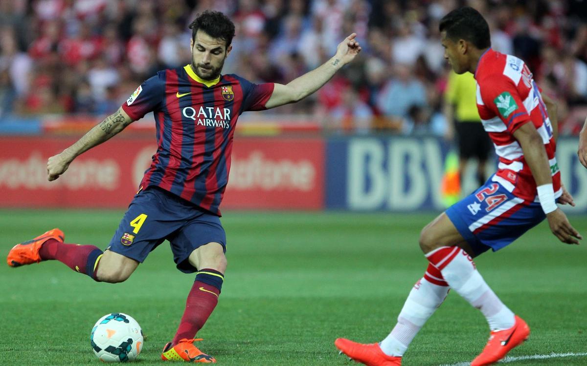 Els tres partits de Murillo contra el Barça