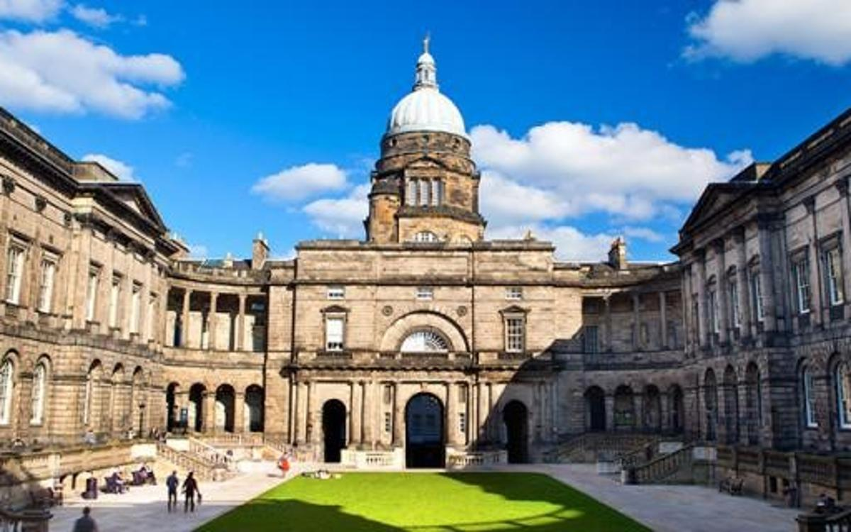 Acuerdo con la Universidad de Edimburgo