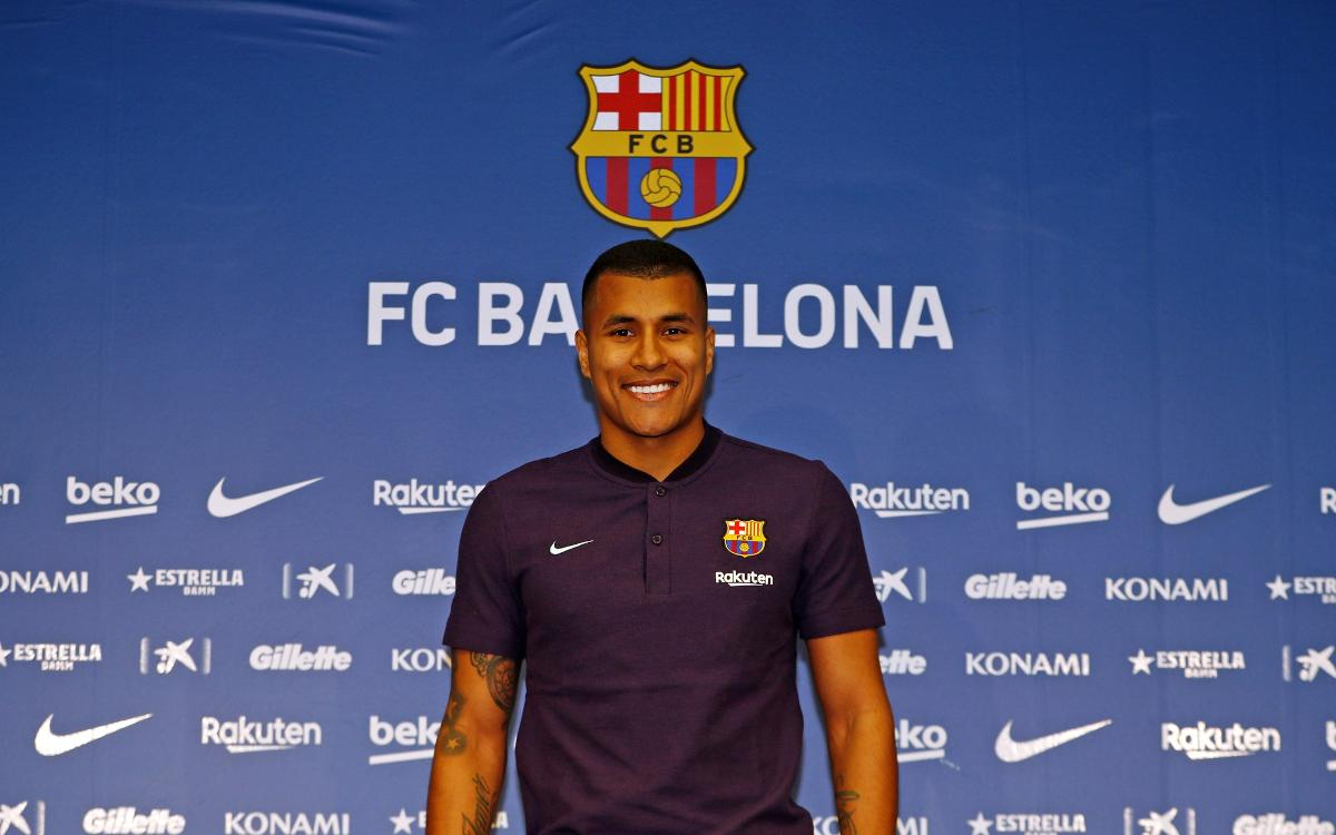 December 27: Jeison Murillo presentation