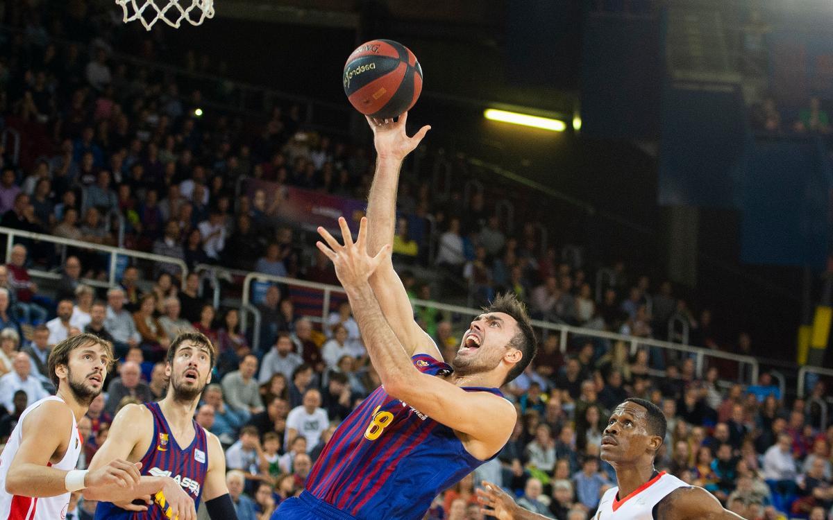 Barça Lassa - Anadolu Efes: Rival de nivel en el Palau