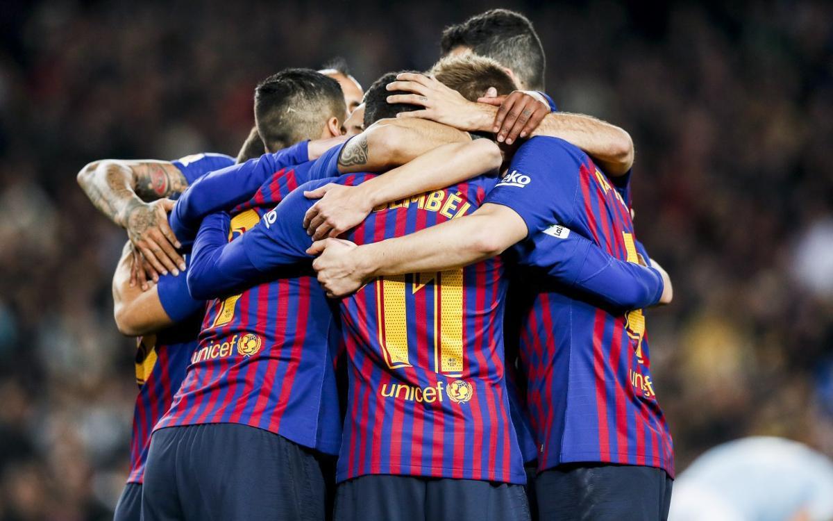 صور مباراة : برشلونة - سيلتا فيغو 2-0 ( 22-12-2018 )  Photo5834880068990643994