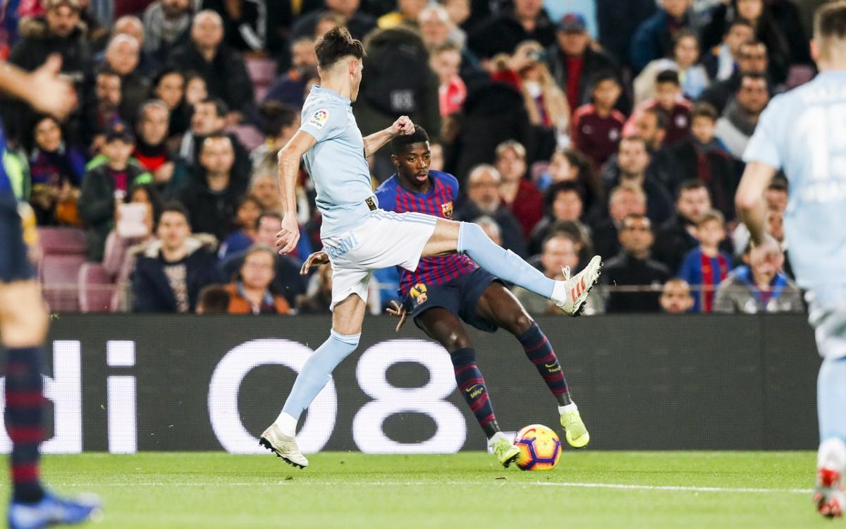 صور مباراة : برشلونة - سيلتا فيغو 2-0 ( 22-12-2018 )  Photo5834880068990643991