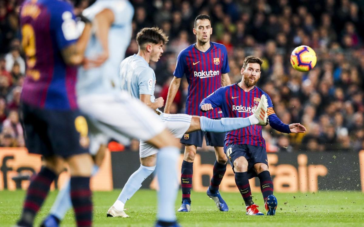 صور مباراة : برشلونة - سيلتا فيغو 2-0 ( 22-12-2018 )  Photo5834880068990643992