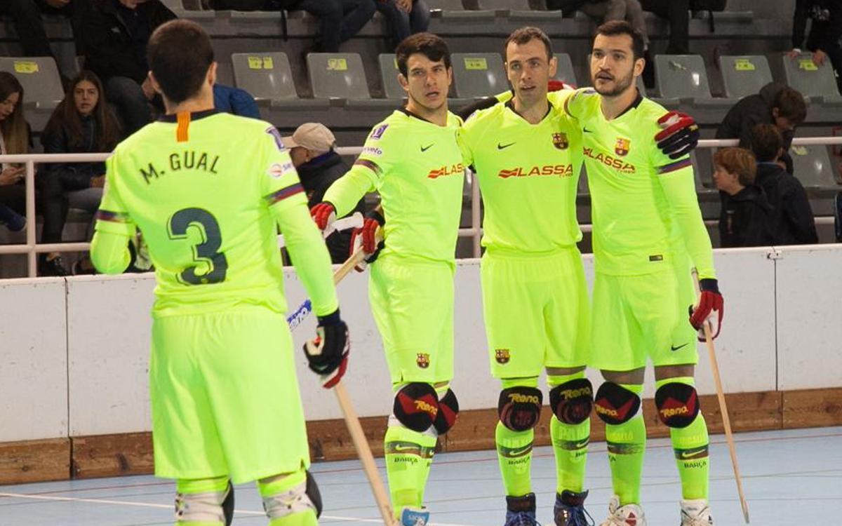 Pas Alcoy – Barça Lassa: Victòria treballada (1-6)