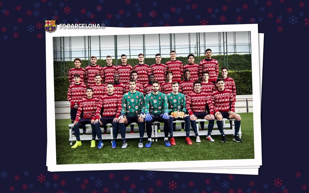 Aturada nadalenca també per al Barça B