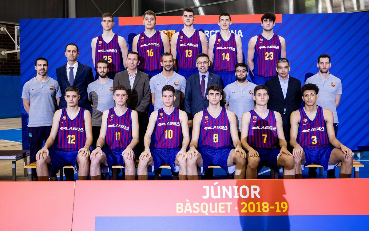 L'equip Júnior busca les finals europees
