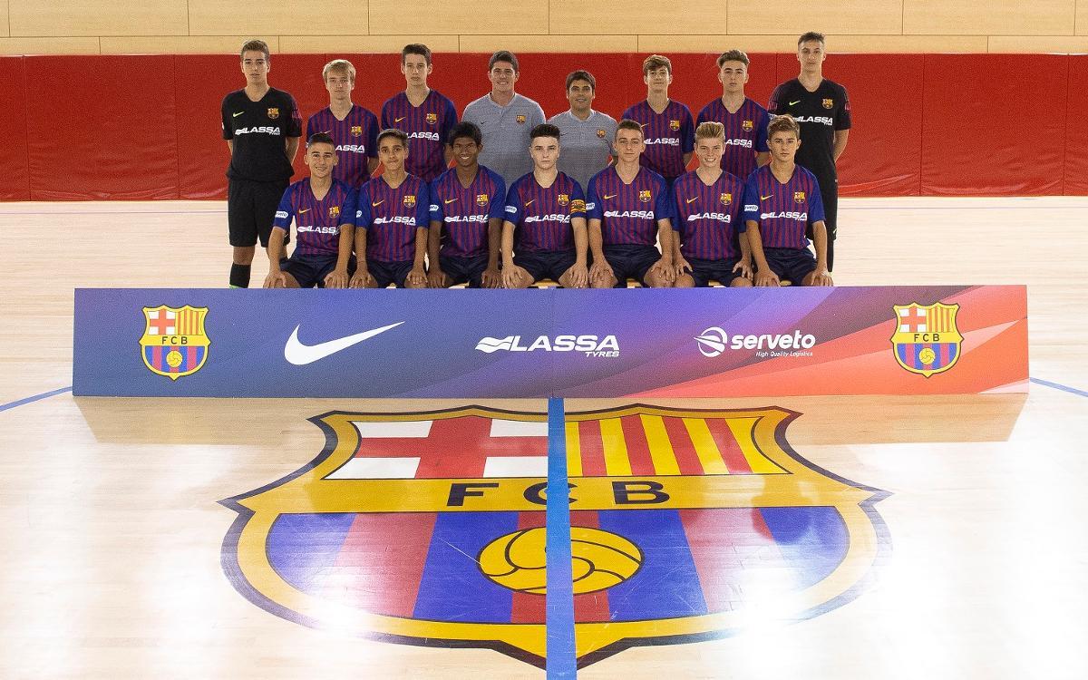 Arranca la World Futsal Cup en Blanes