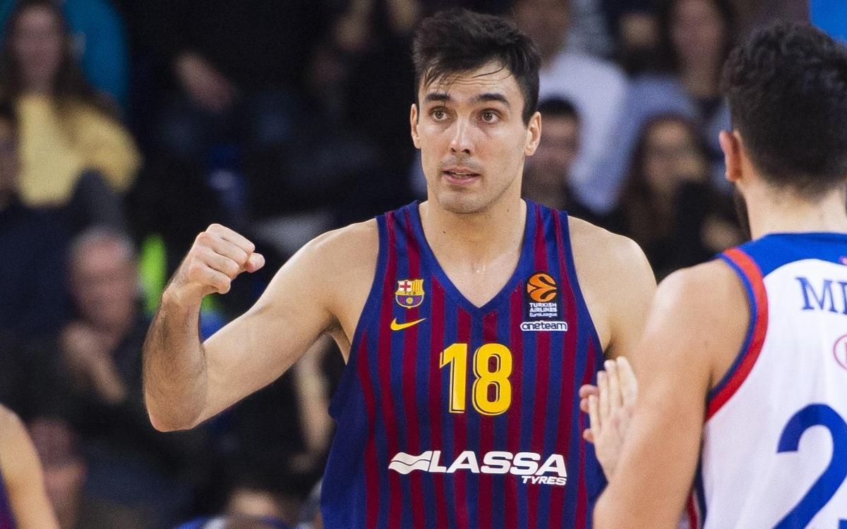 Barça Lassa 80 – 65 Anadolu Efes: Huge second-half seals the win
