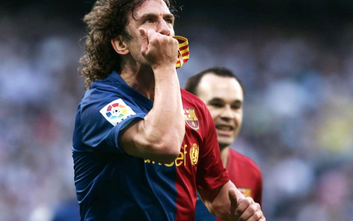 Ten years since 6-2 win at Bernabéu