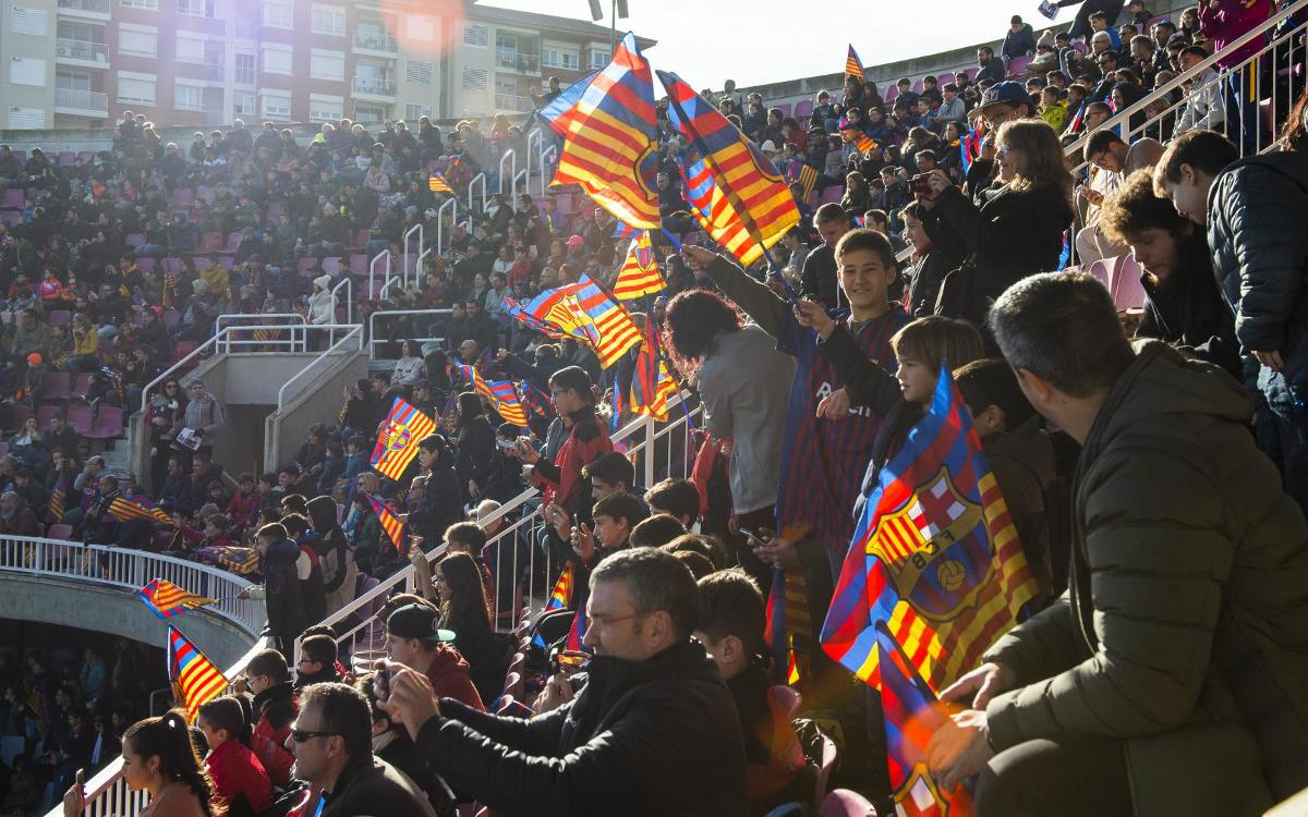 نجوم برشلونة في تدريب مفتوح للجماهير Mini_2019-01-04_ENTRENAMENTPORTESOBERTES_18