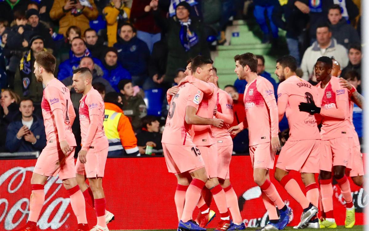 صور مباراة : خيتافي - برشلونة 1-2 ( 06-01-2019 ) _GETAFEvsFCB_1