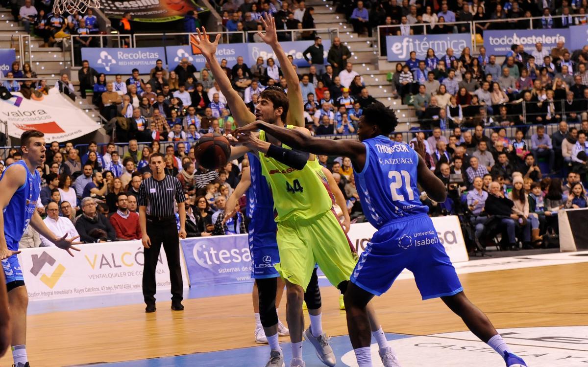 Ante Tomic, MVP de la jornada 15 de la ACB