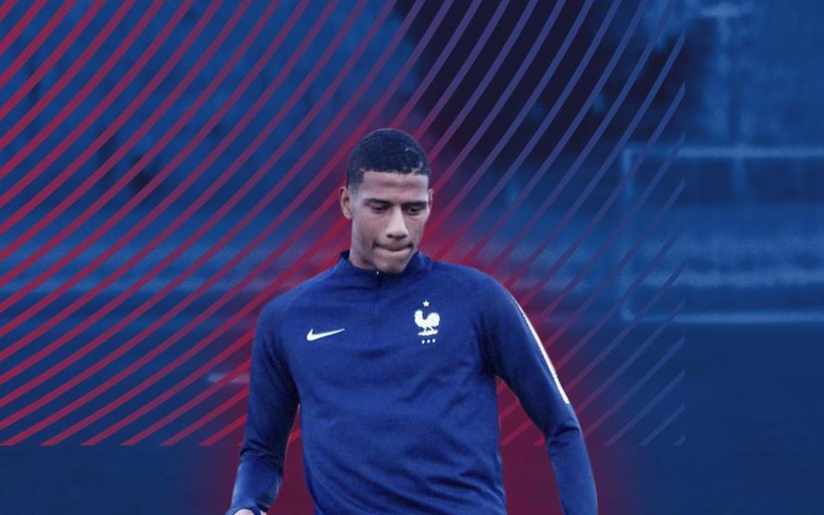 Todibo, Barça's new signing for 2019-20