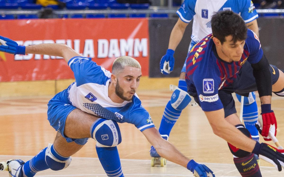 Barça Lassa 3-3 Lleida Llista Blava: A point to start the year