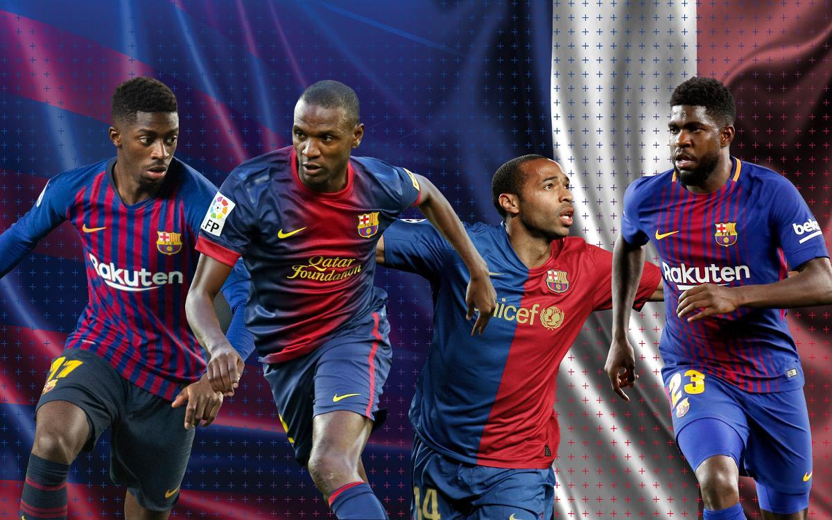 Todibo, 23ème joueur français de l'histoire du Barça