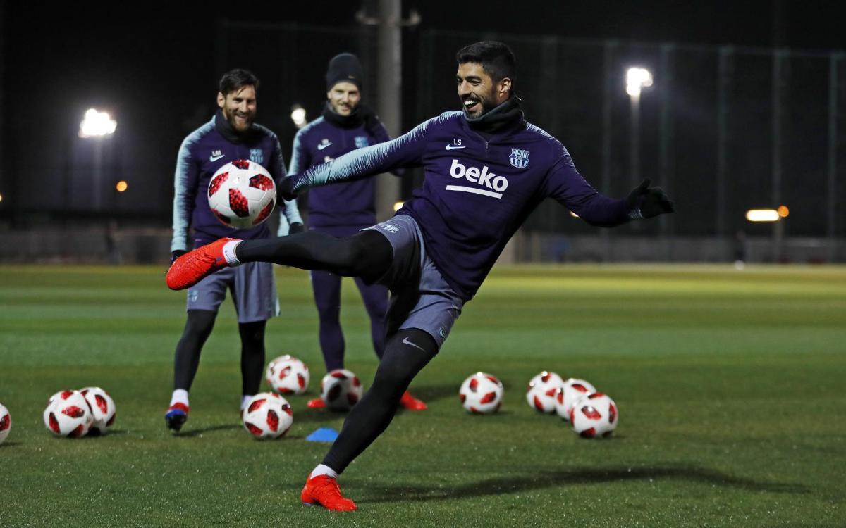 تدريبات الفريق قبل الرحلة الى ليفانتي Copa del Rey Mini_2019-01-09-MIGUEL-RUIZ-ENTRENO-46