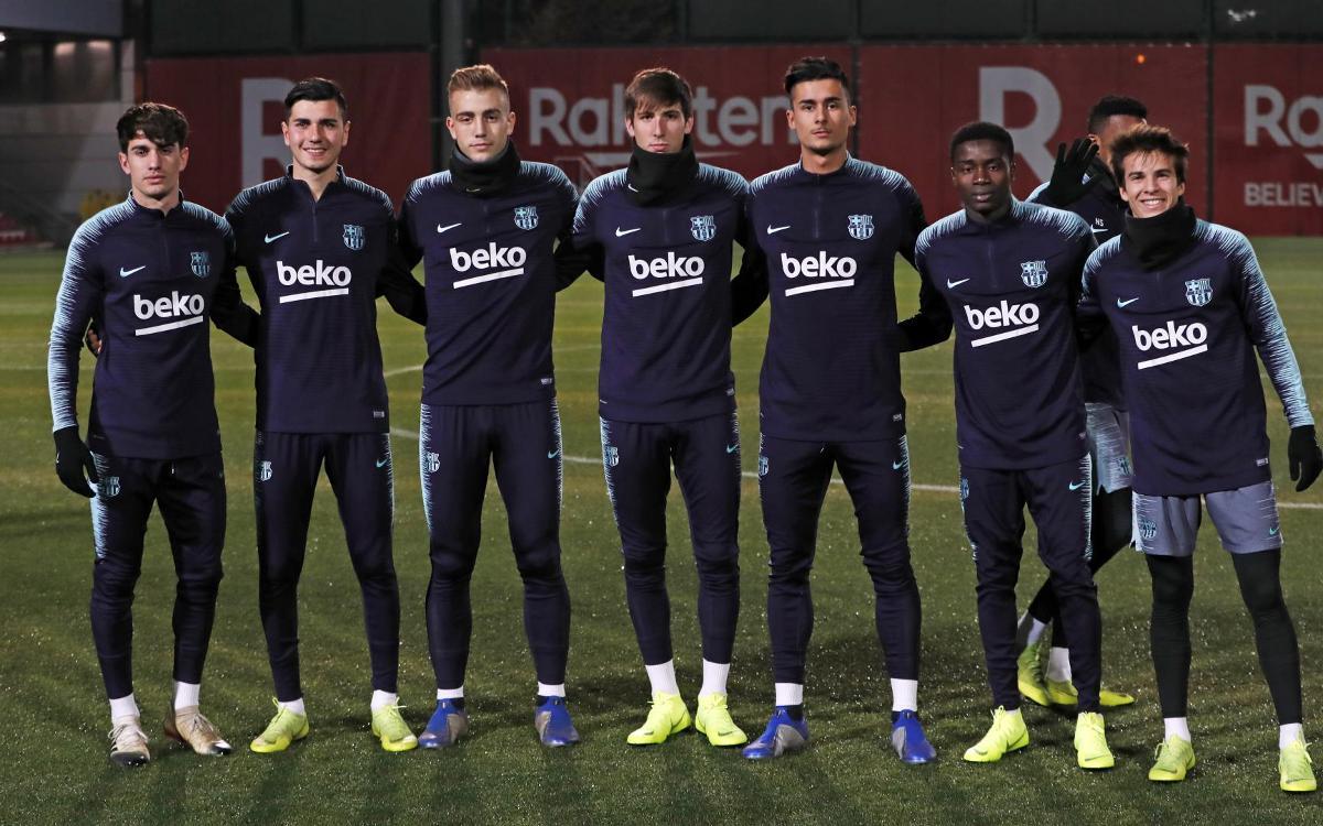 تدريبات الفريق قبل الرحلة الى ليفانتي Copa del Rey Mini_2019-01-09-MIGUEL-RUIZ-ENTRENO-07