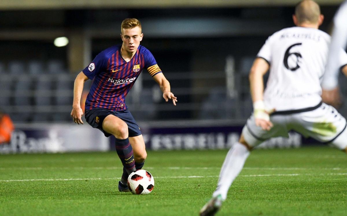 El Barça B ha guanyat la possessió en tots els seus partits