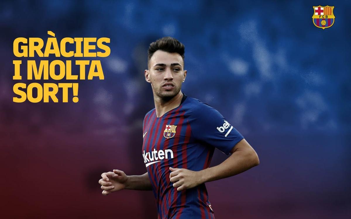 Acord amb el Sevilla per Munir El Haddadi