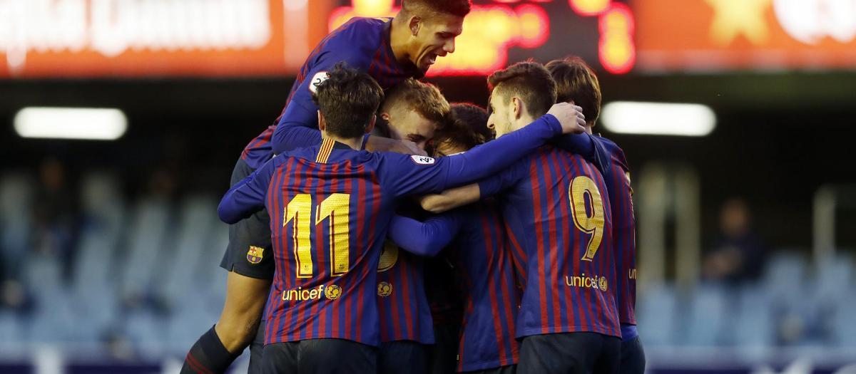 Barça B 2-0 CD Alcoyano: First win of the year
