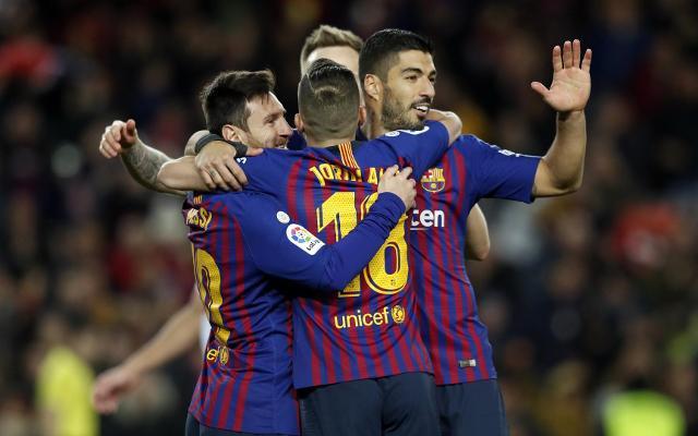 Prediksi Skor Bola Barcelona vs Levante 18 Januari 2019