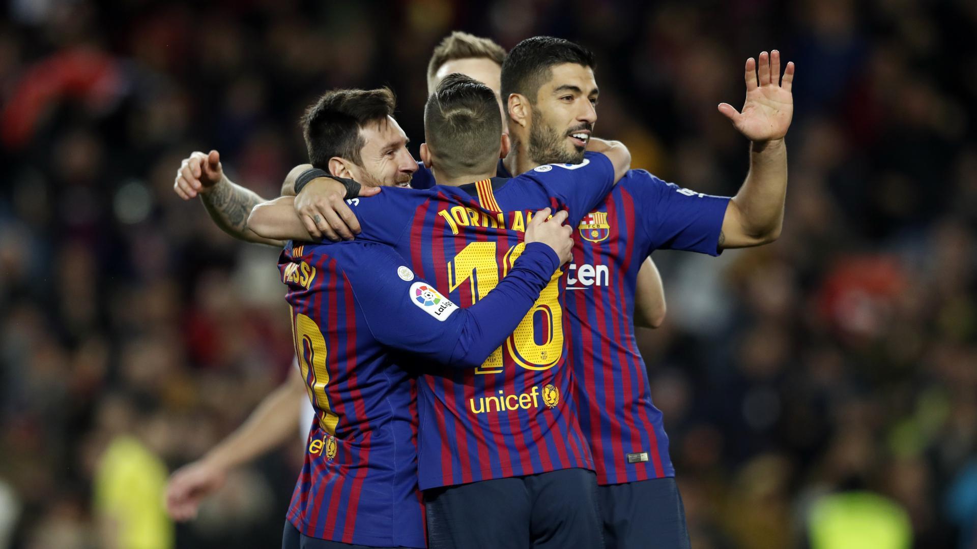 Highlights   Barça - Eibar (3-0)