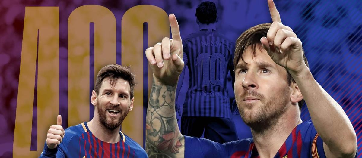 We bet you didn't know THIS about Messi's 400 La Liga goals