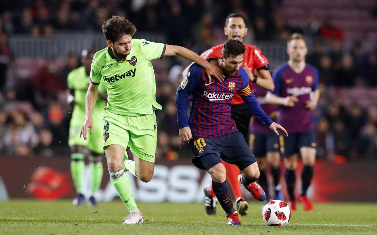 Barça-Llevant: El pas definitiu cap al títol