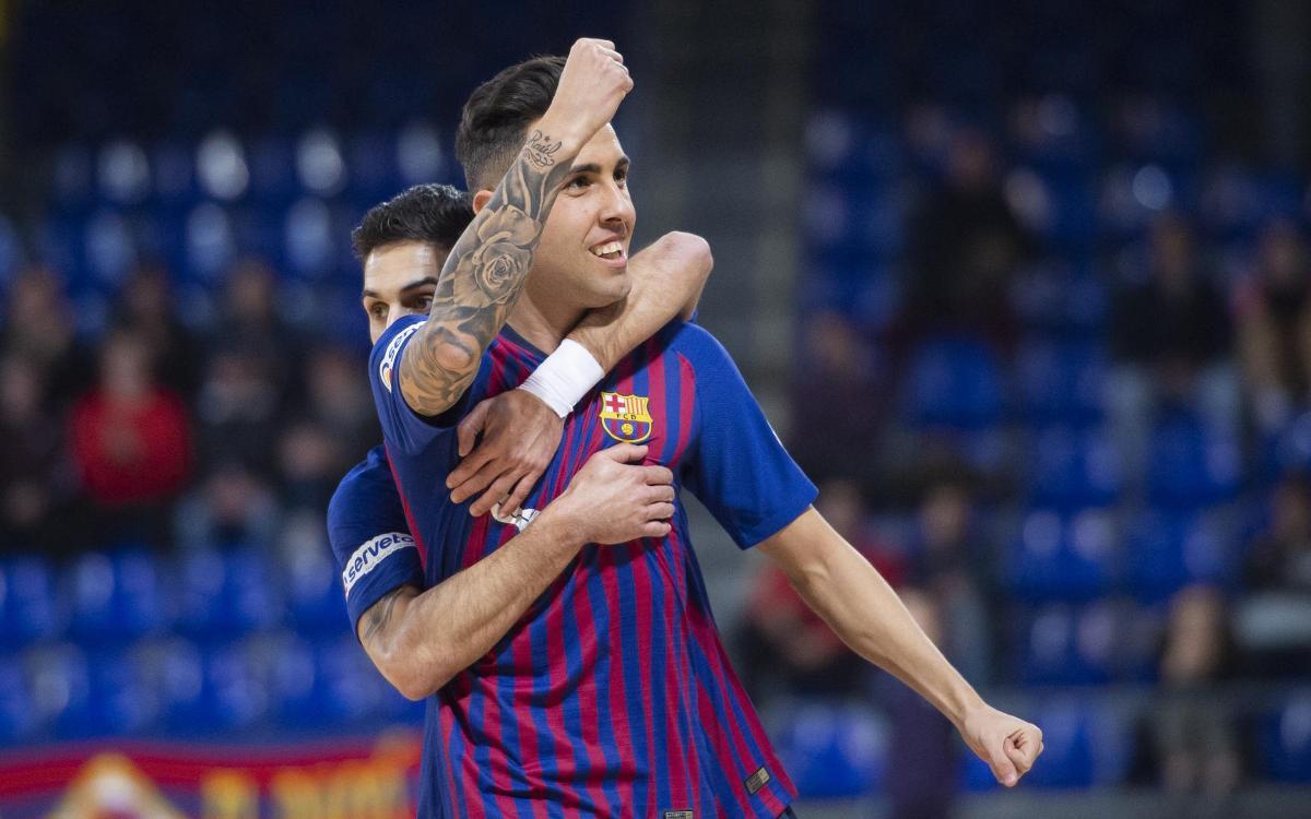 Barça Lassa – Levante UD: A win in tribute (4-2)