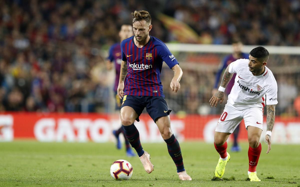 Barça to face Sevilla in the Copa del Rey