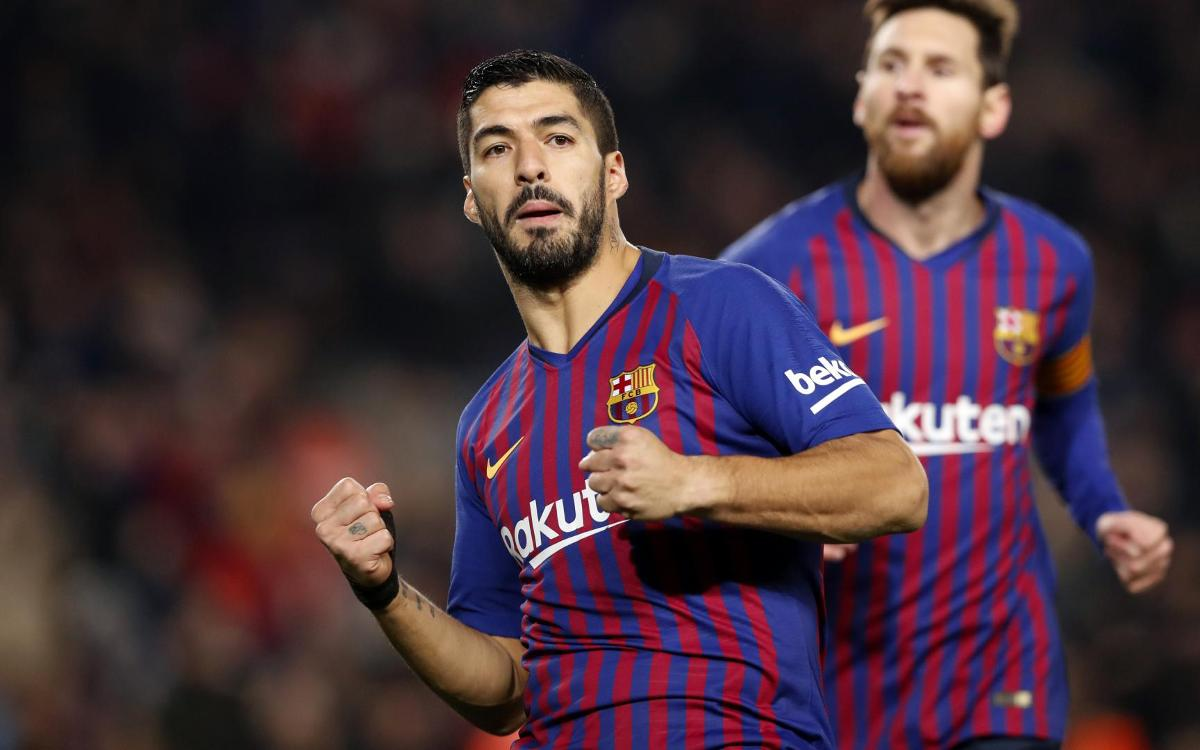 Barça 3–1 Leganés: Cucumber Salad
