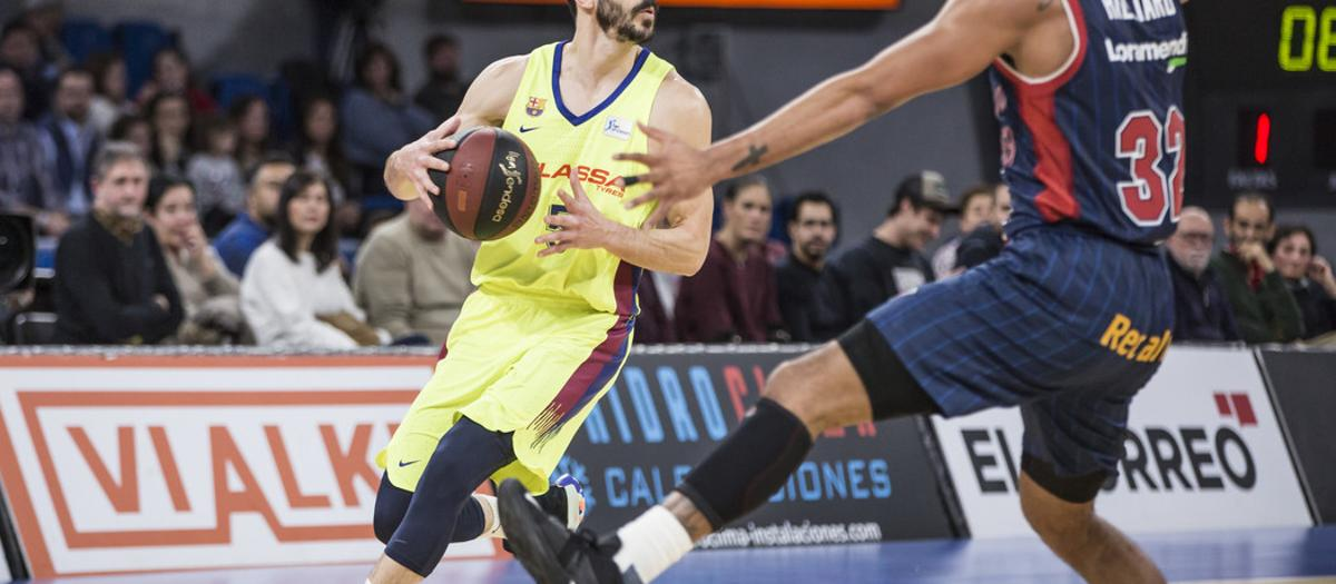Kirolbet Baskonia – Barça Lassa: Super win at Buesa Arena (73-82)