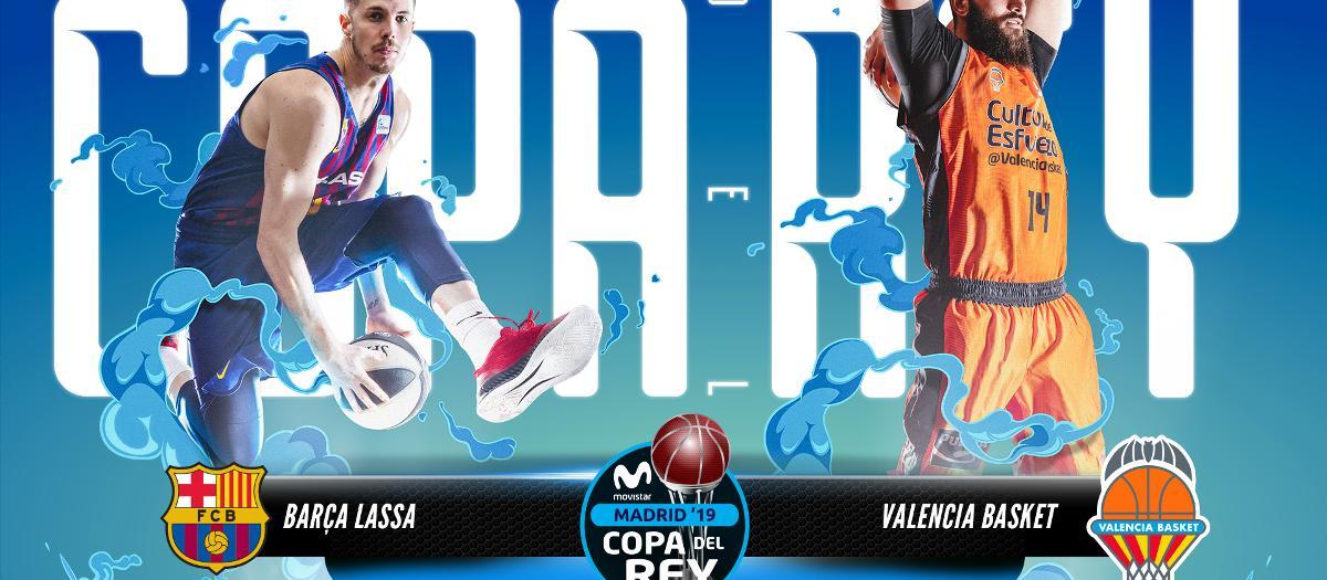 El Valencia Basket, el rival del Barça Lassa en els quarts de final de la Copa del Rei