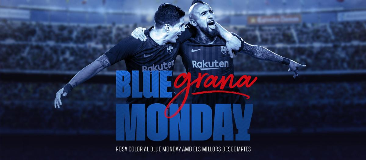 Bluegrana Monday is here!