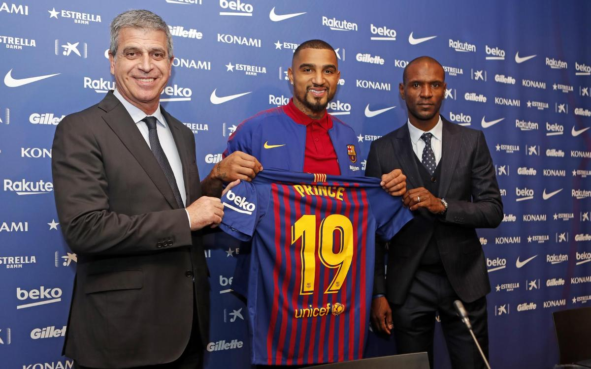 Kevin-Prince Boateng: I'm here to help as best I can