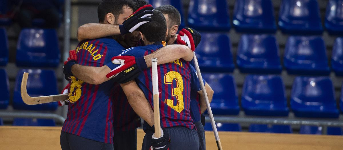 Barça Lassa - HC Liceo: Leadership strengthened (6-2)