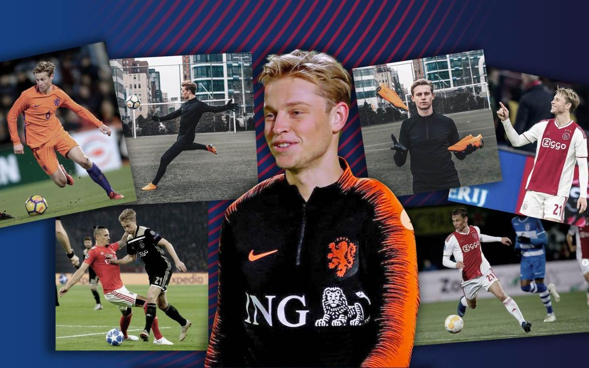 Frenkie de Jong: Did you know?