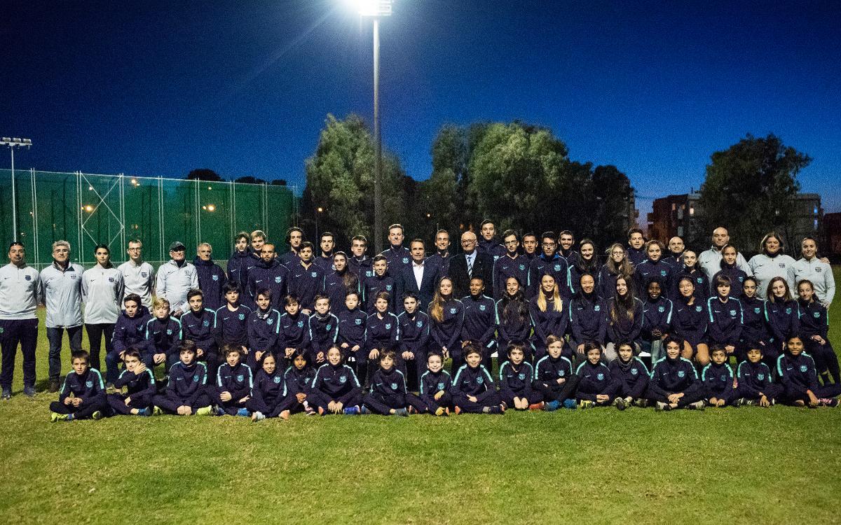 Plantilla Atletismo 2018-2019