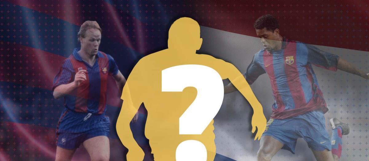 How well do you know Barça's Dutchmen?