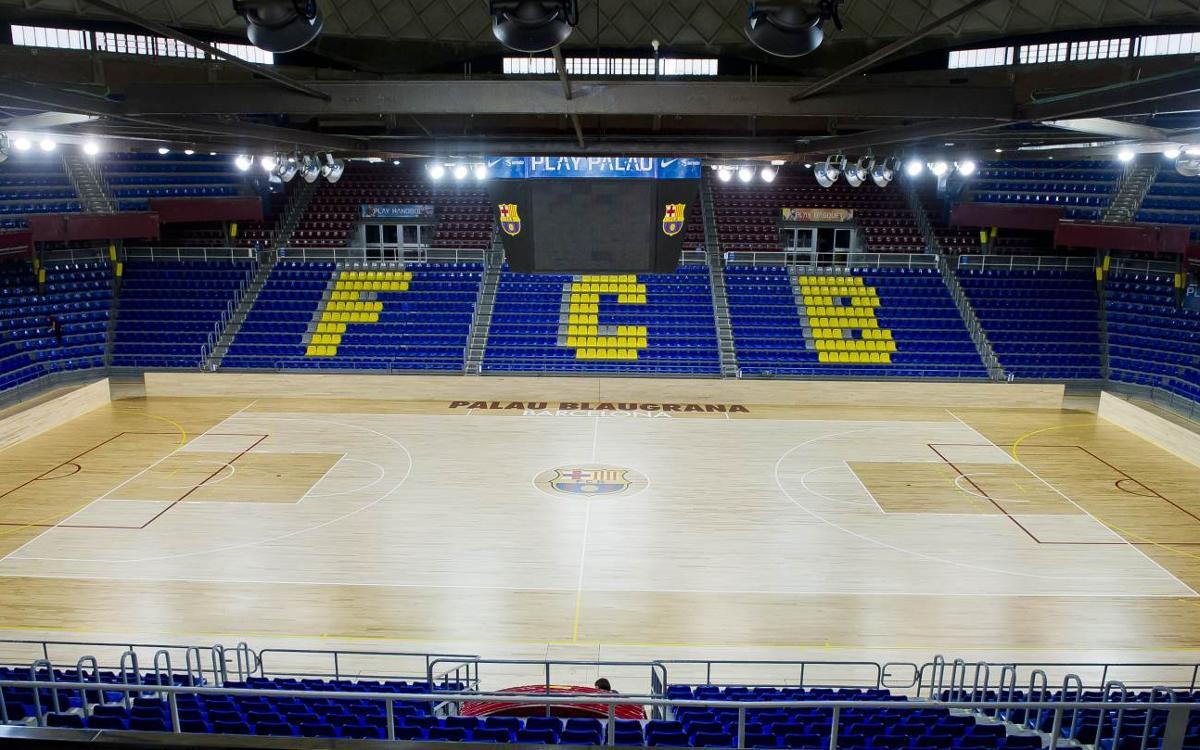 El Palau Blaugrana acogerá el Mundial masculino y femenino de hockey patines