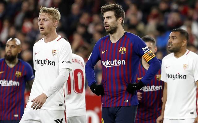 Sevilla vs Barcelona: Bại binh phục hận?