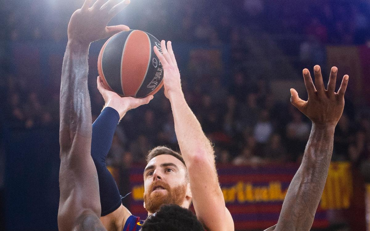 Barça Lassa lose out late to CSKA Moscow: