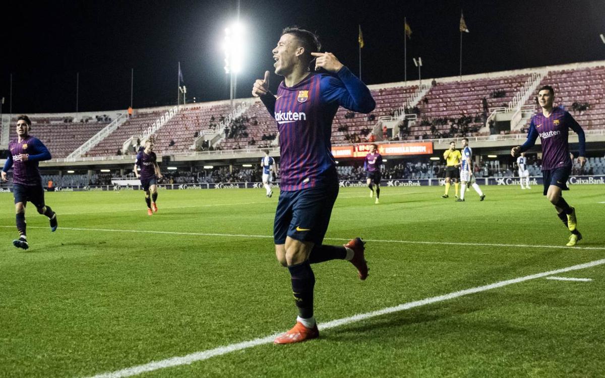 Barça B 5-1 CE Sabadell: Raining goals at the Miniestadi