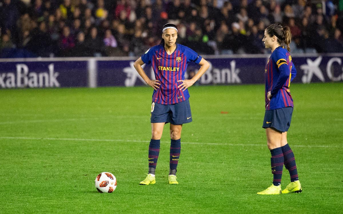 Barça Femenino - Athletic Club (previa): Partido para degustar